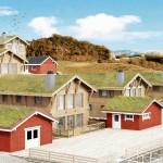 Zukünftiger Blick auf die Angelanlage in Mikkelvik Brygge (Abb. ähnlich)